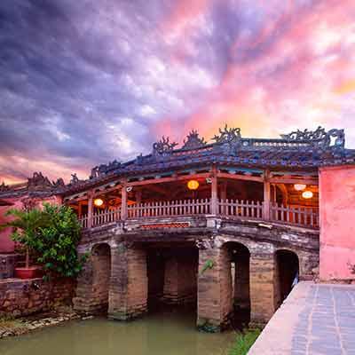 Profitez d'une visite à Hoian avec notre agence de voyage au vietnam!