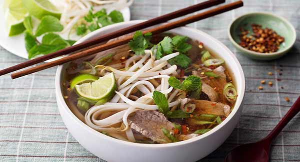 Découverte de la cuisine vietnamienne traditionnelle