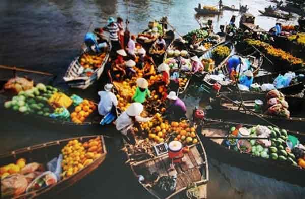 Suggestion d'itinéraire de votre voyage au Vietnam et Cambodge