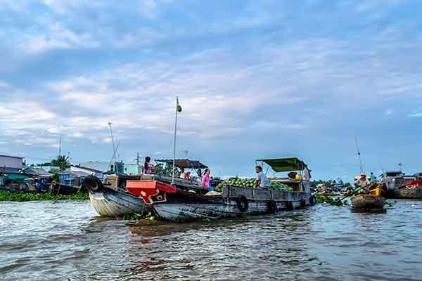 Séjour Vietnam pas cher : Découverte du Delta du Mékong