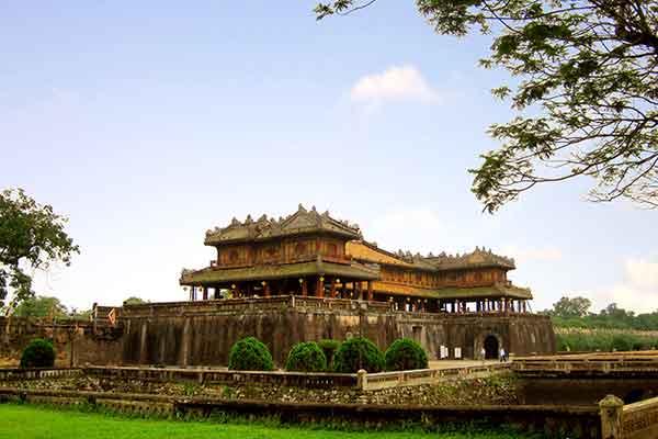 Les sites UNESCO sur la carte touristique Vietnam