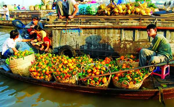 Circuit Vietnam Cambodge : Et pourquoi ne pas en profiter pour aller au Cambodge ?
