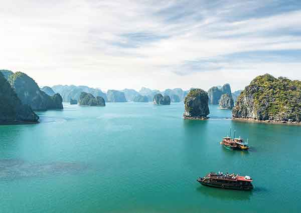 Voyage économique : circuit Vietnam Cambodge pas che