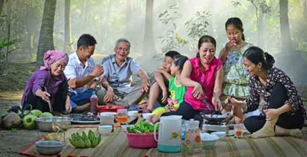 4 différences entre la famille vietnamienne traditionnelle et moderne