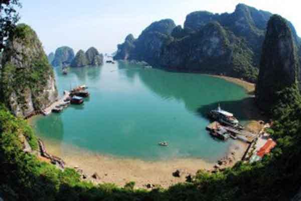 Notre sélection des plus belles plages Nord Vietnam