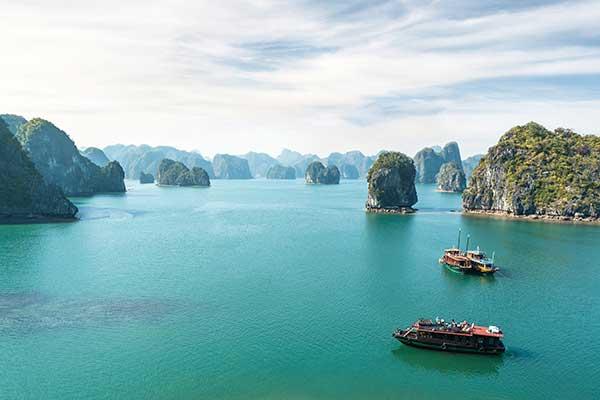 Prix voyage vietnam 10 jours