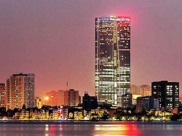 hotel 5 etoiles luxe vietnam