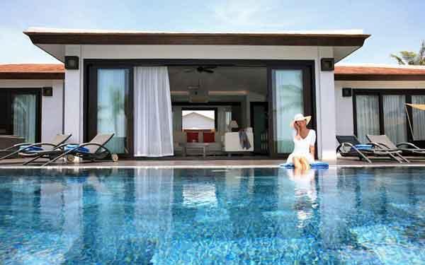 Trouver un hôtel luxe Vietnam plage