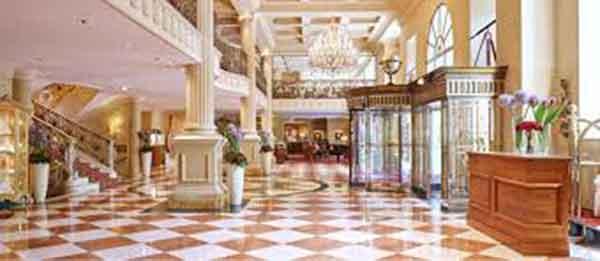 Les majestueux hôtels de Saigon