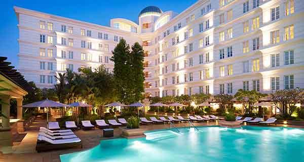 Trois hôtels Vietnam réputés au monde