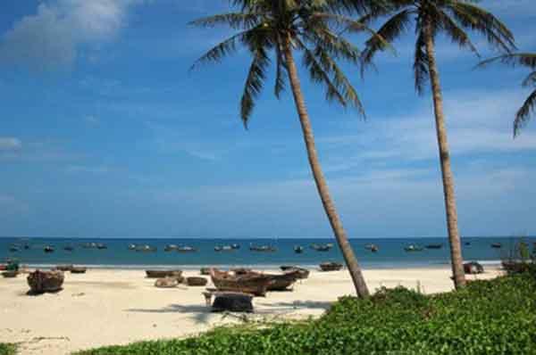 Séjour Vietnam : Visite de la mer Cua Dai - Calme, paisible et conviviale