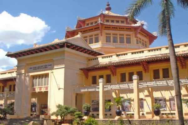 À la découverte d'un voyage Ho Chi Minh ville